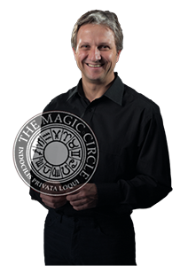 Mark Cairns - Magic Circle magician image 2