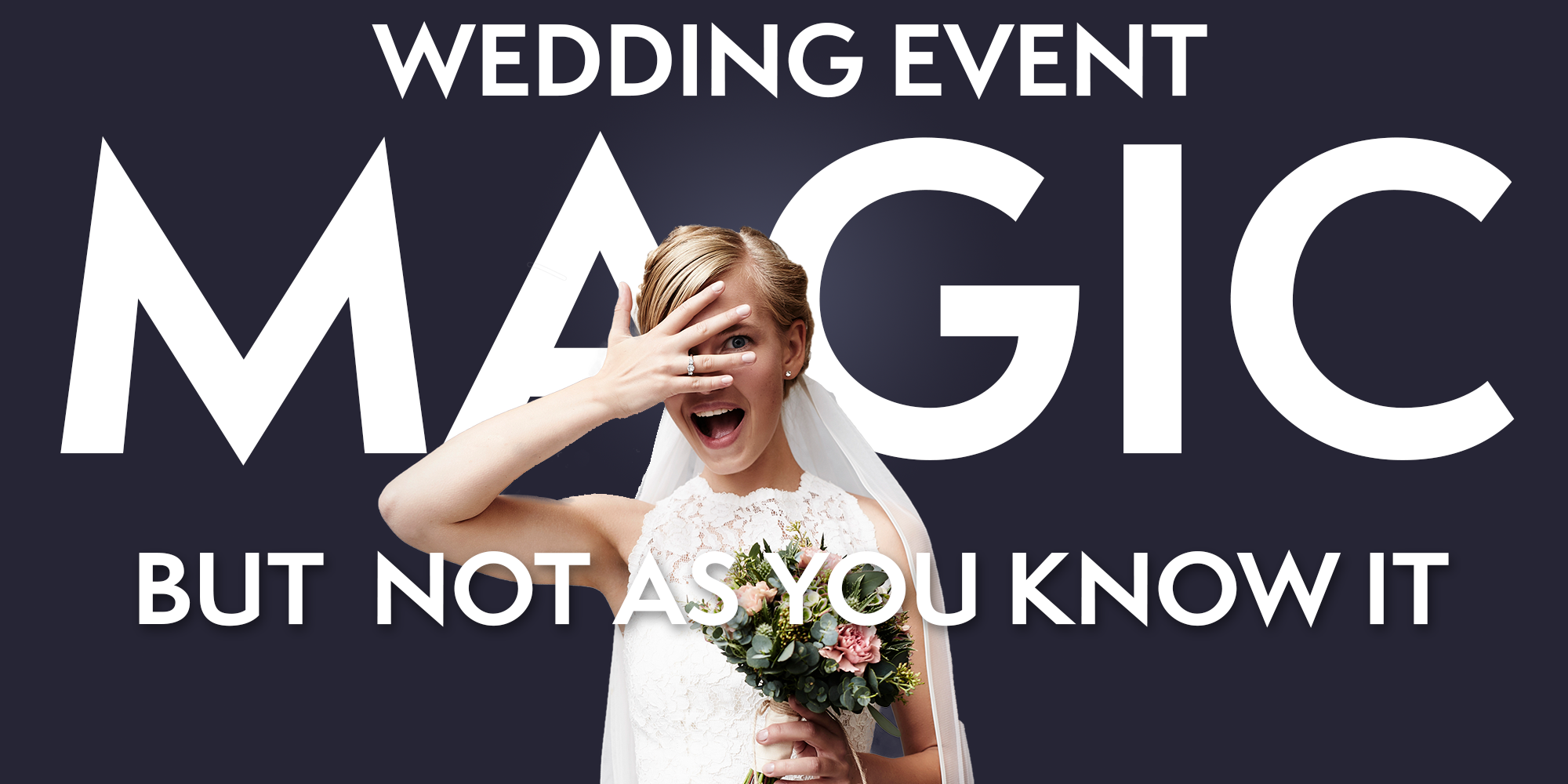 Wedding Events Magic image